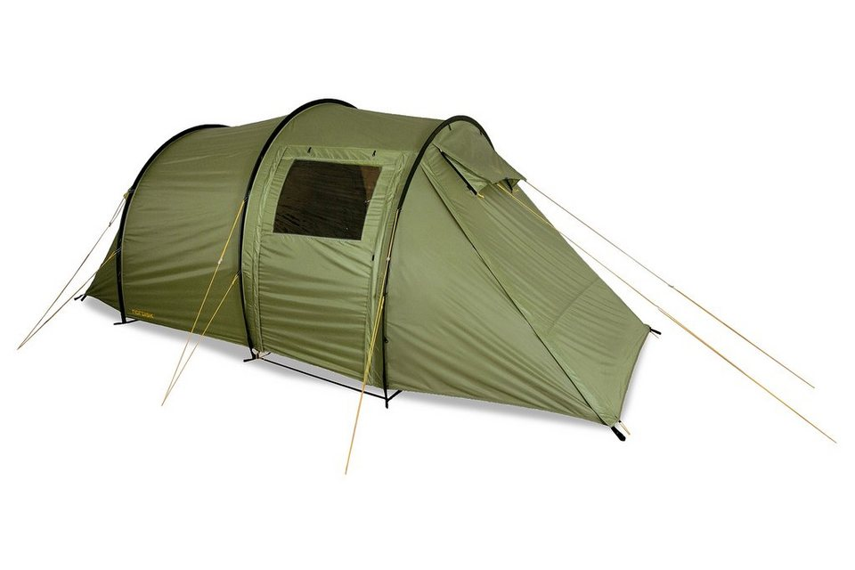 Nordisk Zelt »Reisa 4 PU Tent« in grün