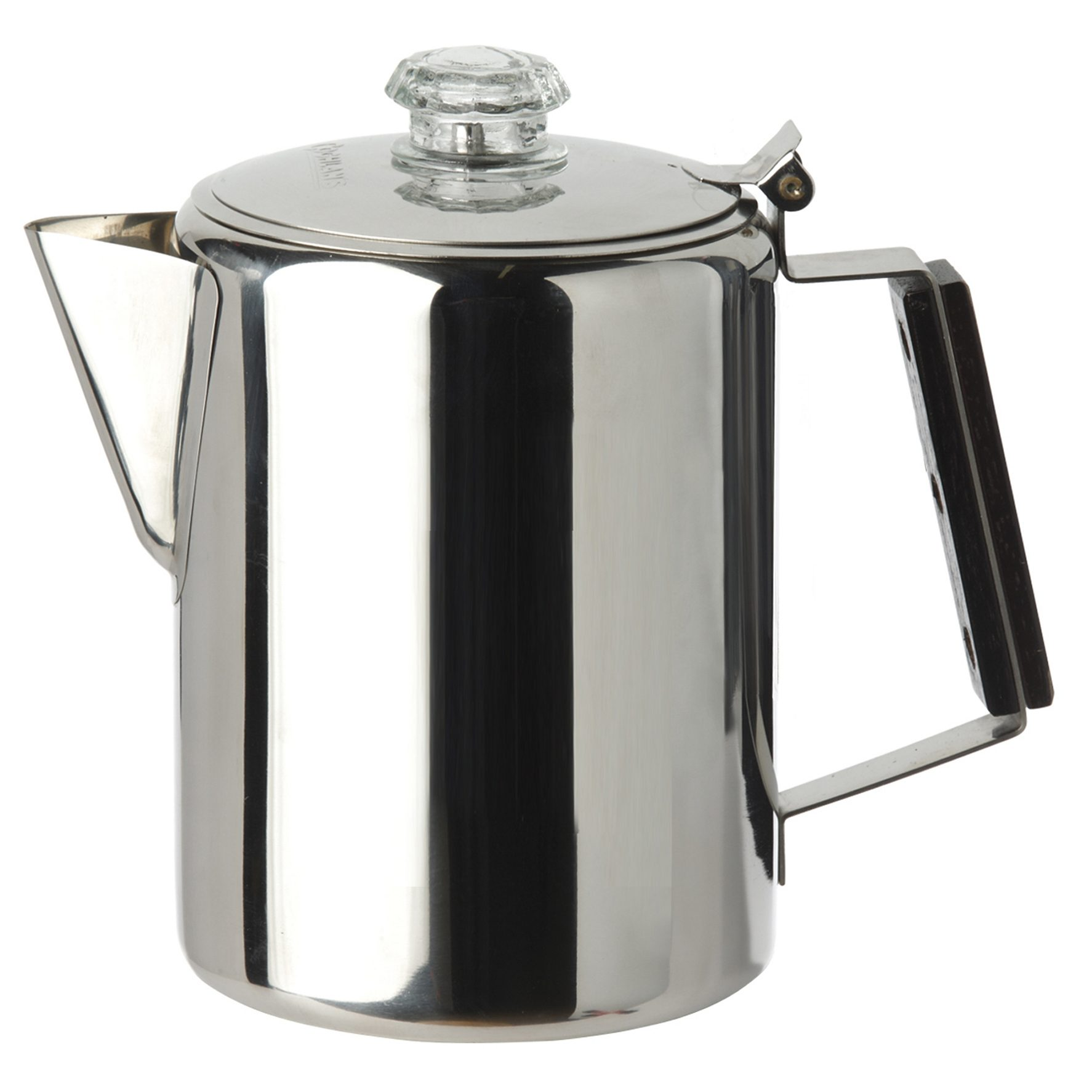 Coghlans Camping-Geschirr »Coffee Pot Edelstahlkanne 9 Tassen«