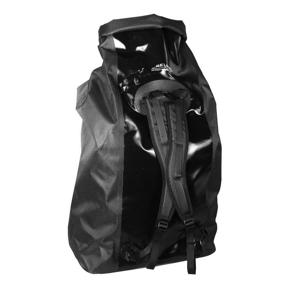 Relags Sport- und Freizeittasche »Seesack 180L« in schwarz