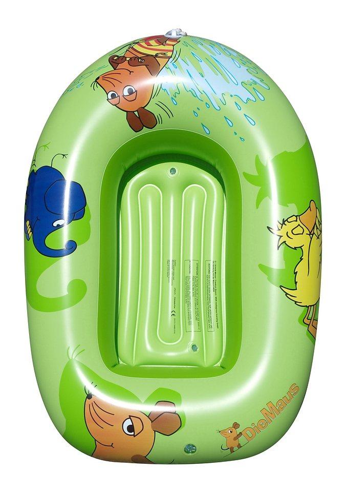 Royalbeach® Kinderspielboot »Die Maus« in ruby