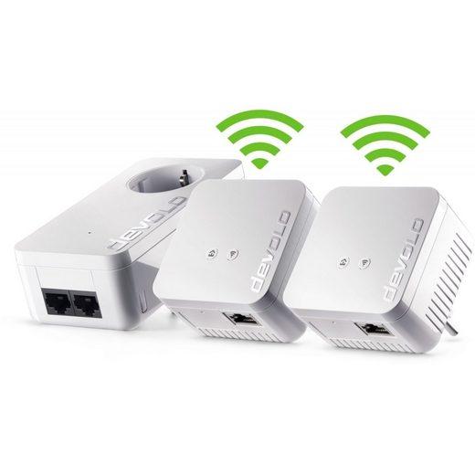 DEVOLO »dLAN 550 WiFi Network Kit - WLAN Repeater« WLAN-Repeater