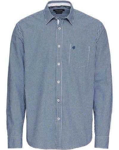 Marc O'Polo Hemd »Langarm-Hemd mit Vichy-Karos«