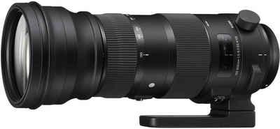SIGMA »150-600mm 1:5-6,3 DG OS HSM (S) Canon« Objektiv