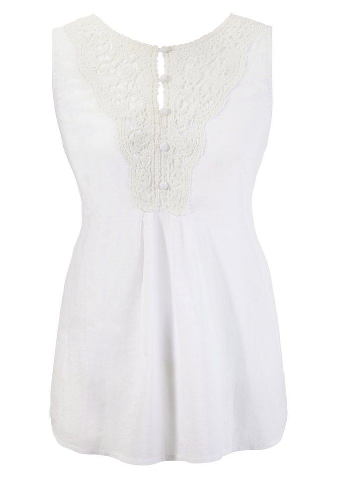 Tamaris Longtop in weiß