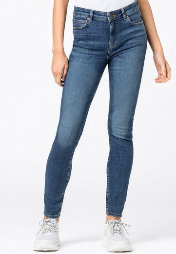 HALLHUBER Regular-fit-Jeans »MIA aus Candiani Denim«