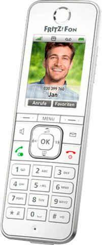 AVM »FRITZ!Fon C6 Mobilteil« Schnurloses DECT-Telefon