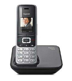 Gigaset »S850« Schnurloses DECT-Telefon (Mobil...