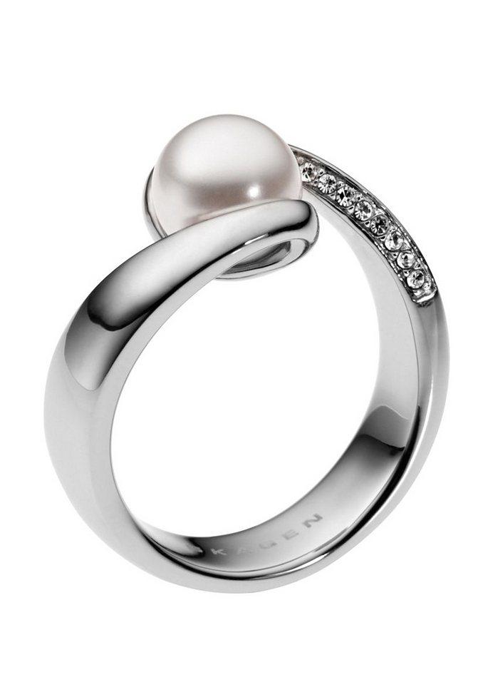 Skagen, Ring , »SKJ0091040« in silberfarben