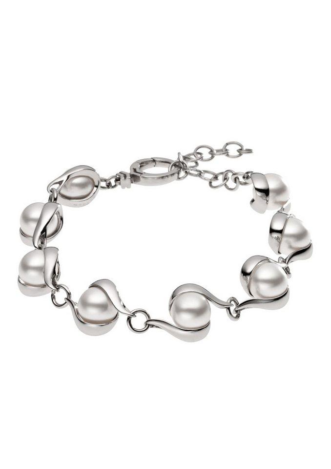 Skagen, Armband , »SKJ0092040« in weiß