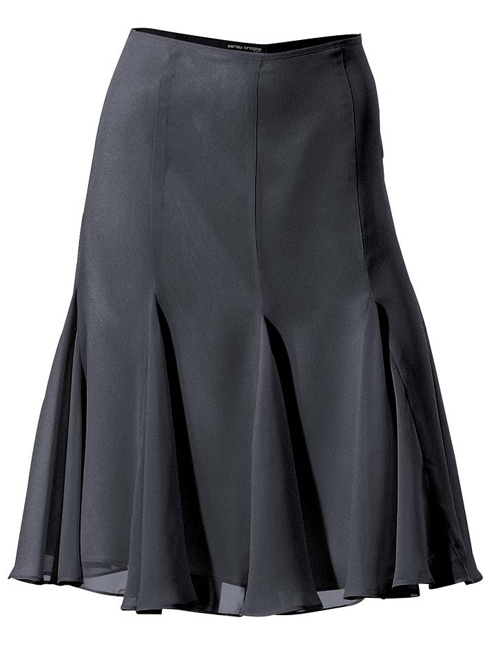 Godetrock in schwarz