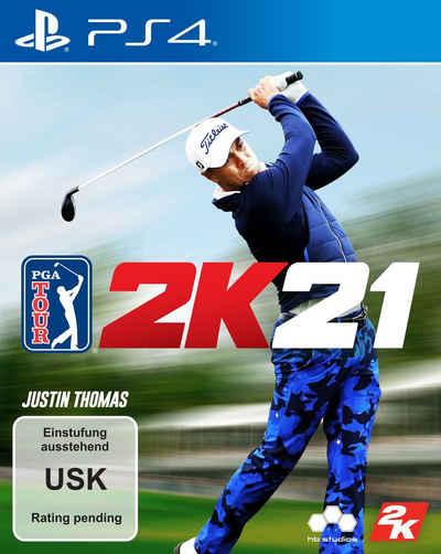 PGA TOUR 2K21 PlayStation 4