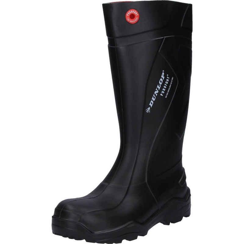 Dunlop »Dunlop Stiefel Purofort+ schwarz S5« Sicherheitsstiefel