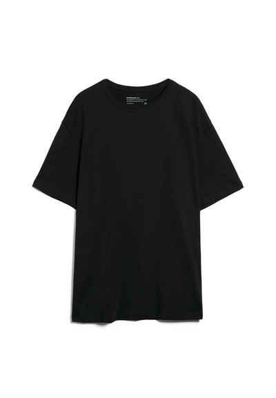 Armedangels T-Shirt »AALEX Herren T-Shirt aus Bio-Baumwolle Oversize« (1-tlg)