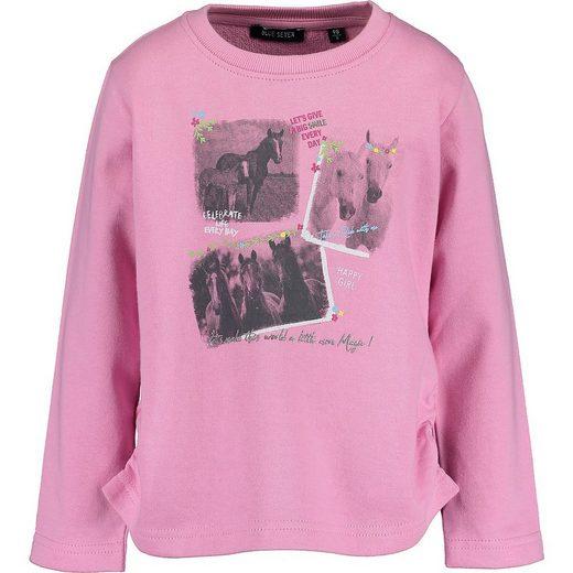 Blue Seven Sweatshirt »Sweatshirt für Mädchen«