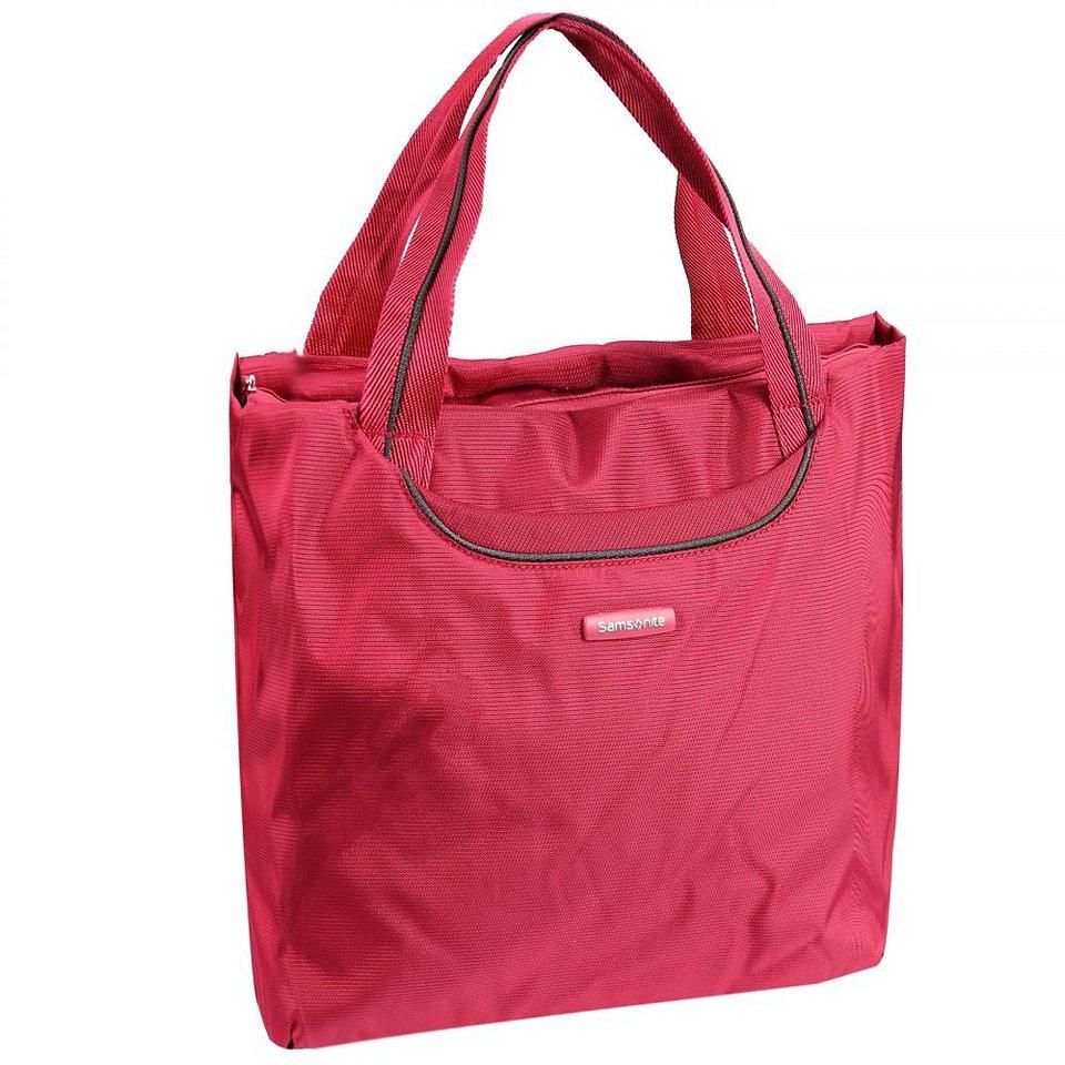 Samsonite B-Lite Fresh Shopper 42 cm Laptopfach in raspberry