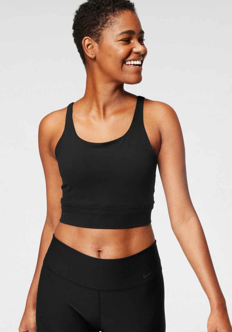 Nike Tanktop »The Nike Yoga Luxe Crop Tank«