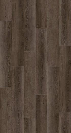 PARADOR Packung: Vinylboden »Basic 20 - Eiche Skyline Grau«, 1209 x 216 x 8,1 mm, 1,8 m²
