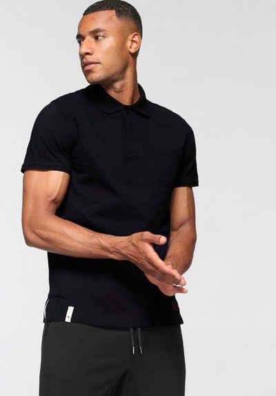 Ocean Sportswear Poloshirt in Baumwoll-Jersey-Qualität