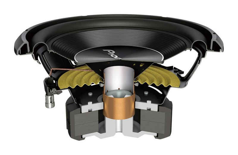 Pioneer Subwoofer (Pioneer TS-A250S4 - 25cm Subwoofer)