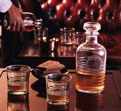 Bormioli Rocco Whiskyglas »Officina 1825«, Glas, Whiskyglas 300ml Glas transparent 6 Stück