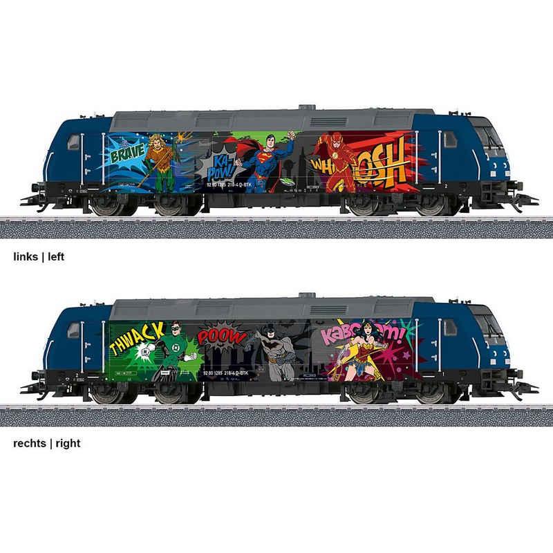 Märklin Modelleisenbahn-Set »Märklin 36656 Start up - Diesellokomotive«