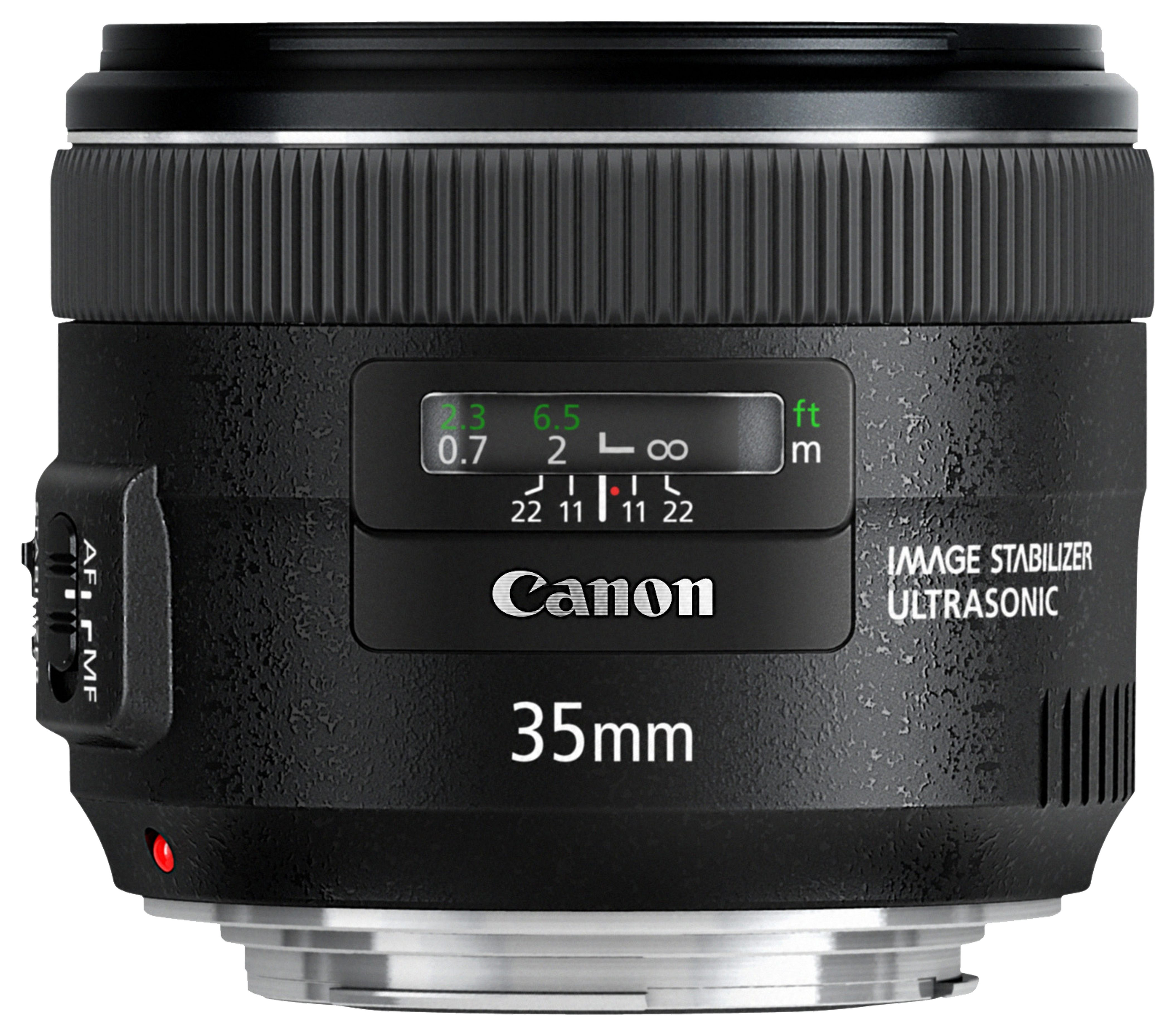 Canon EF 35mm f/2 IS USM Festbrennweite Objektiv