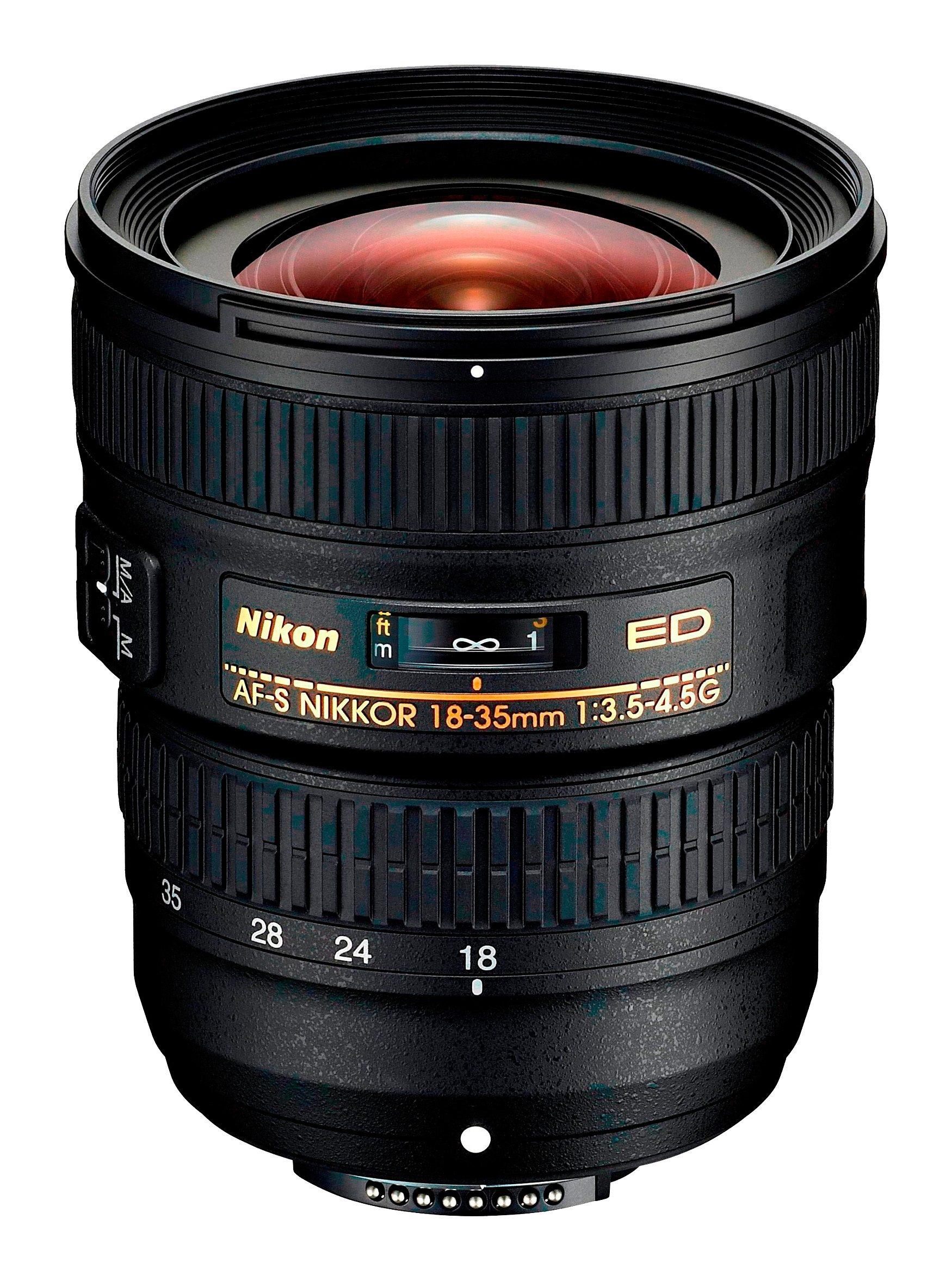 Nikon AF-S NIKKOR 18–35 mm 1:3,5–4,5 G ED Weitwinkel Objektiv