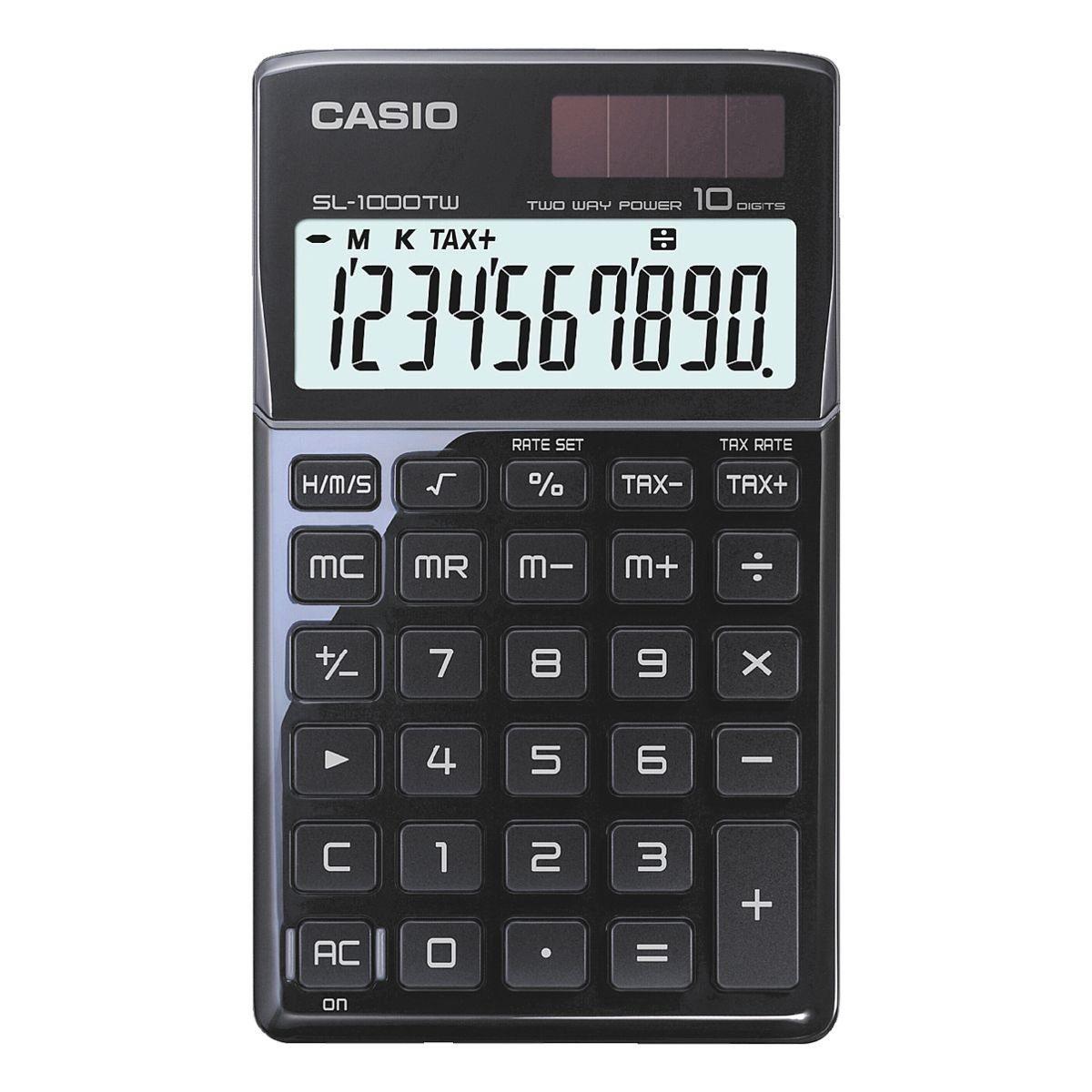 CASIO Taschenrechner »SL-1000TW«