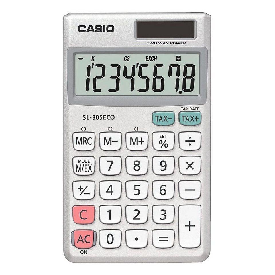 CASIO Taschenrechner »SL-305ECO«