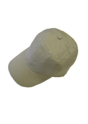 Chaplino Baseball Cap im Used-Look