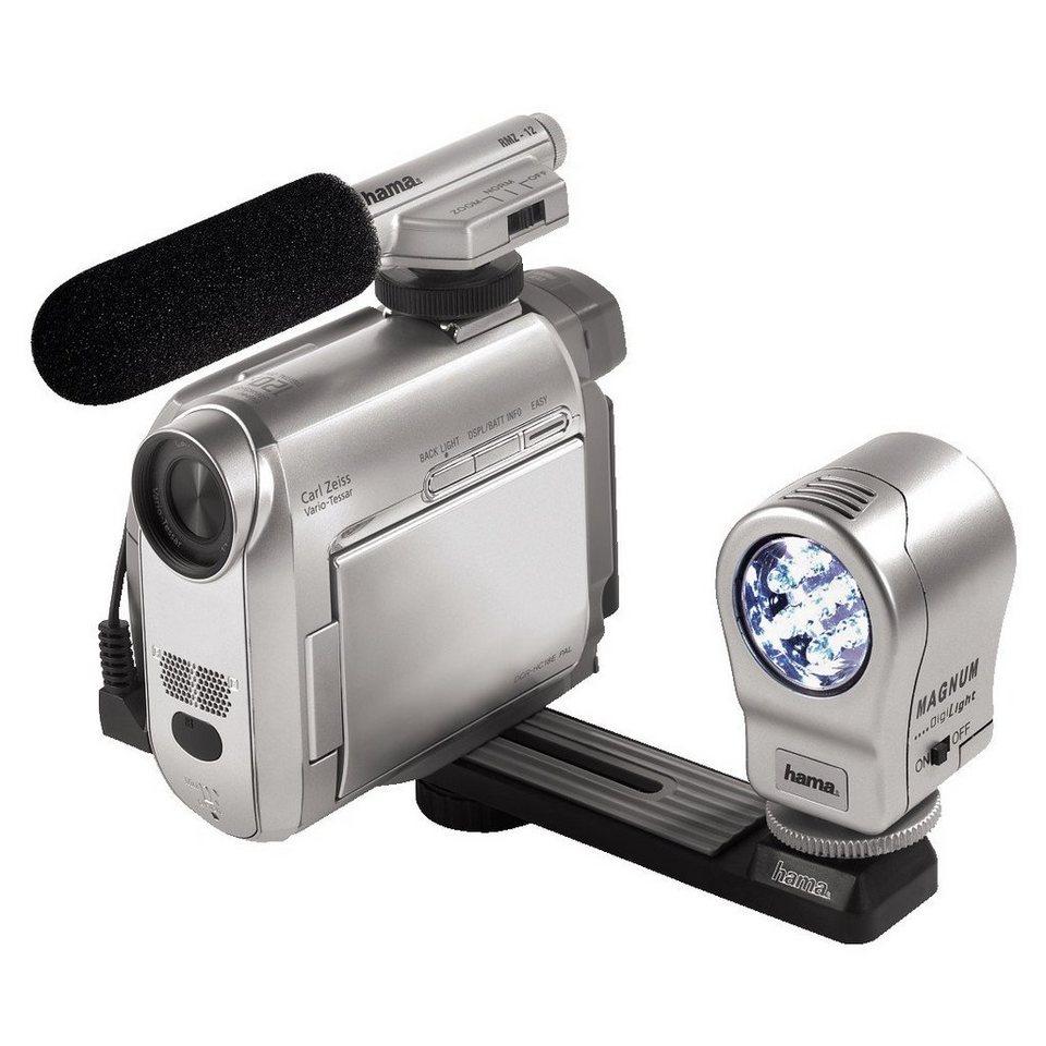 Hama LED-Leuchte Magnum DigiLight in Silber
