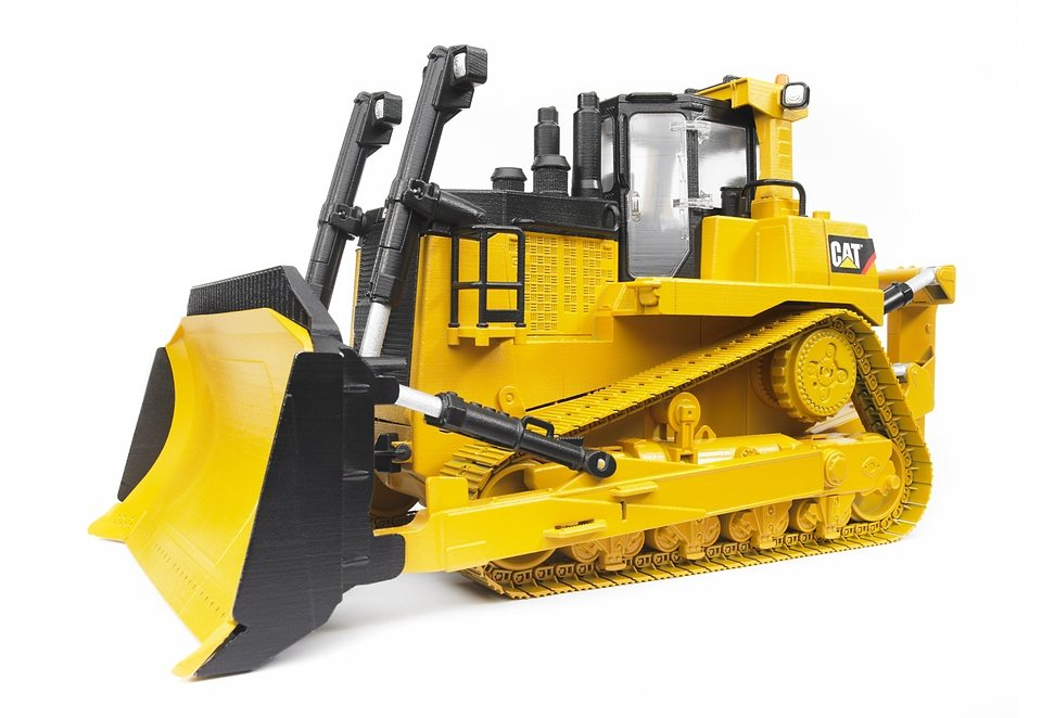 bruder® Kettendozer, »CAT« in gelb