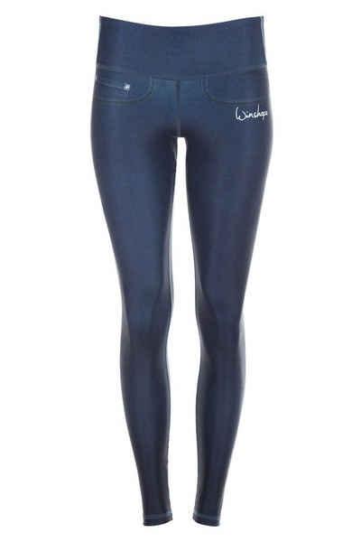 Winshape Leggings »AEL102-Jeans« mit leichtem Kompressionseffekt