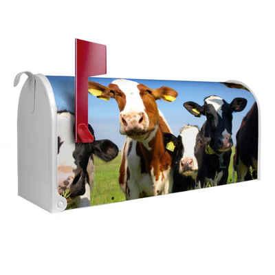 banjado Briefkasten »US Mailbox Motiv Kühe«