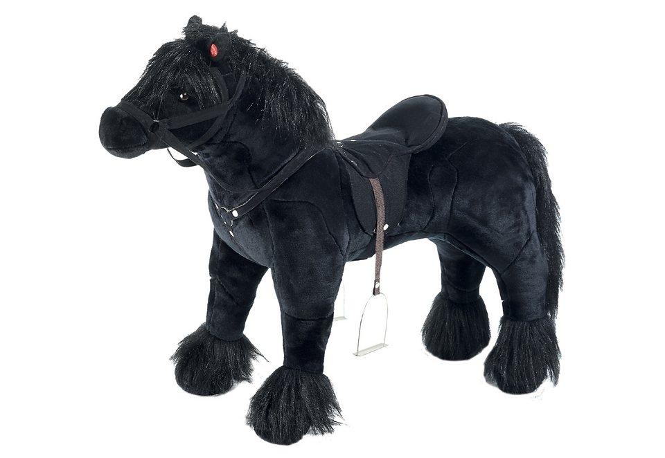 Heunec Stehpferd mit Sound in schwarz