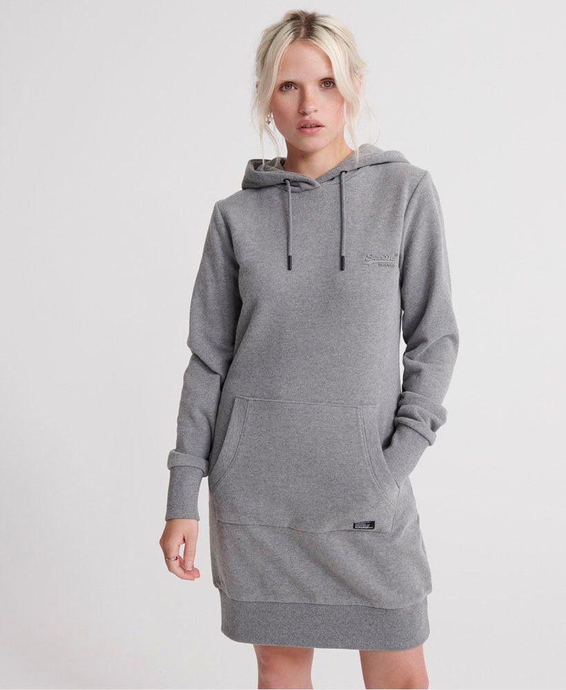 Superdry Sweatkleid »OL SWEAT DRESS« mit Kängurutasche online kaufen | OTTO