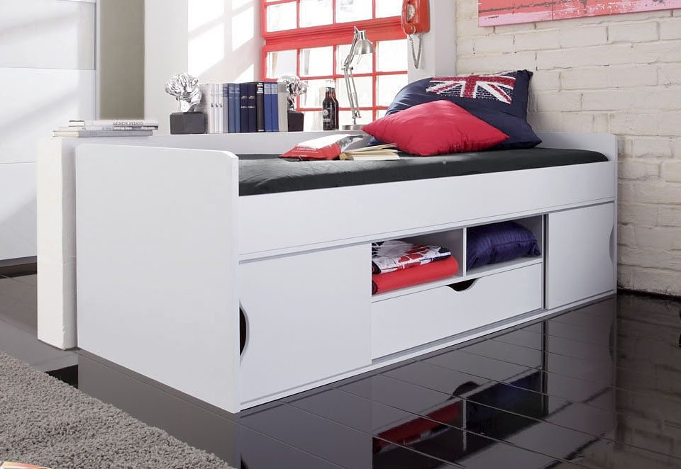 rauch pack s stauraumbett online kaufen otto. Black Bedroom Furniture Sets. Home Design Ideas