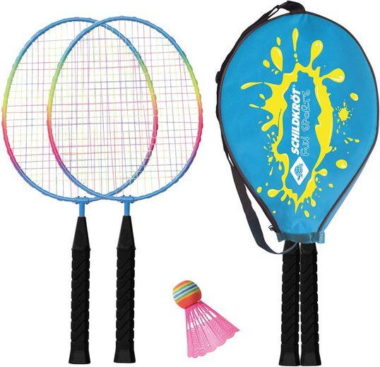 Schildkröt Funsports Badmintonschläger »Schildkröt-Funsports Federball Set Junior«