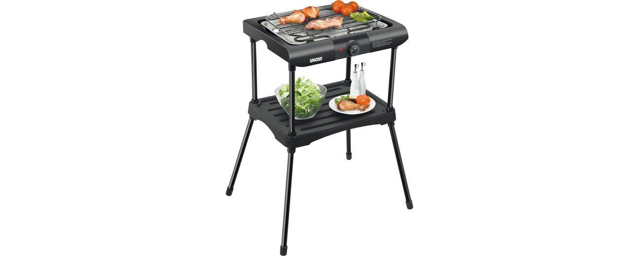 Unold Barbecue-Grill Black Rack 58550