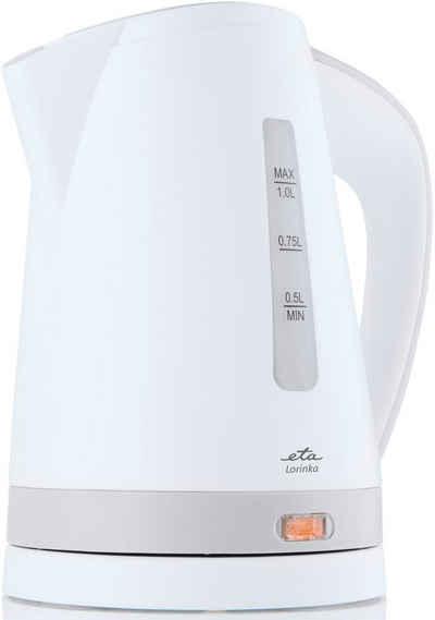 eta Wasserkocher LORINKA ETA659990000, 1 l, 2200 W