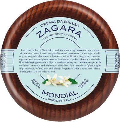 Mondial Antica Barberia Rasiercreme »Luxury Shaving Cream Wooden Bowl Zagara«