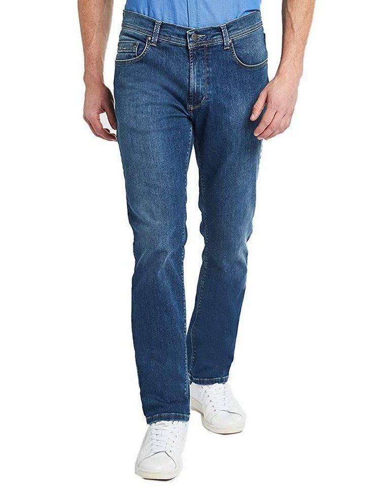 PIONEER Jeans RANDO MegaFLEX 1680 9885-06 stone used Stretch bis W48