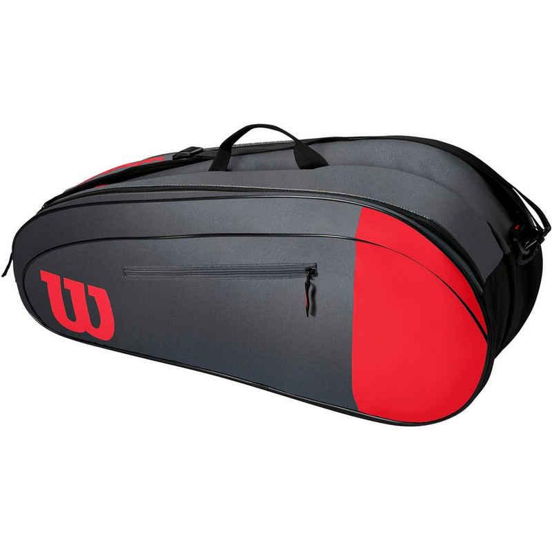 Wilson Tennistasche »TEAM 6PK«, keine Angabe