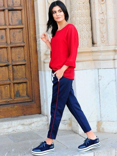 Alba Moda Hose im aktuellen Joggpantstyle