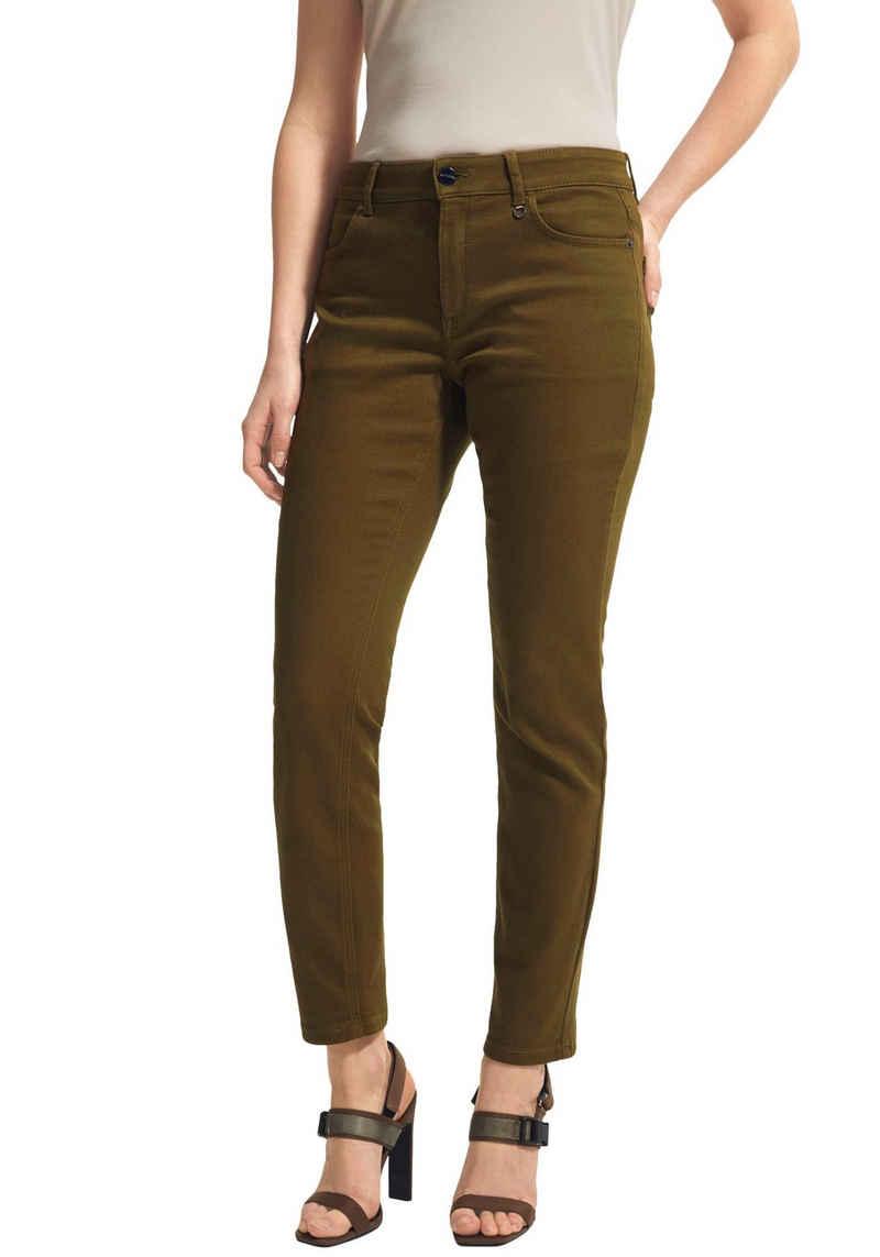 Comma Skinny-fit-Jeans aus softem Baumwollstretch