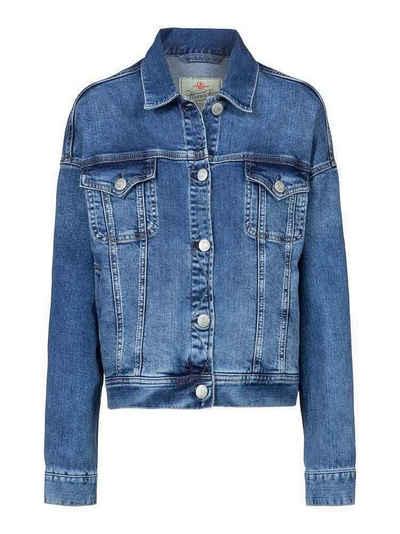 Herrlicher Jeansjacke »Big J« mit tollem Tragekomfort