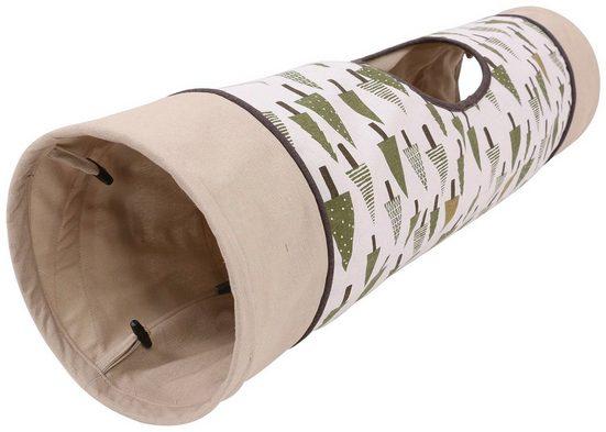 HEIM Agility-Tunnel »Katzenrolle Desert«, Polyester, øxL: 25x90 cm