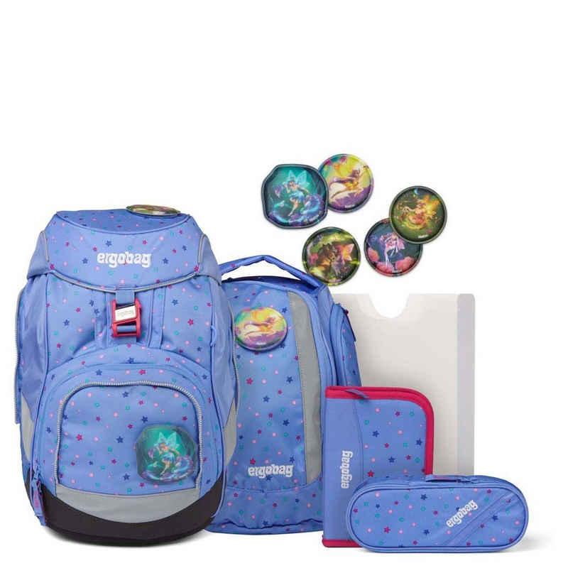 ergobag Schulranzen »Pack Schulrucksack Set 6-tlg.«