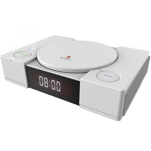 BigBen Radiowecker »Sony Wecker Playstation One«