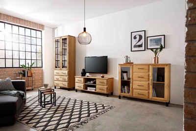 Home affaire Wohnzimmer-Set »Kemi«, (Set, 3-St)